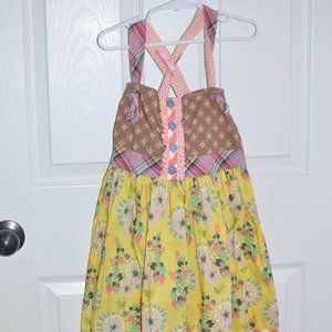EUC Size 8 Confectionary Knot Dress Matilda Jane